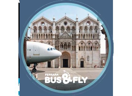 servizio navetta Ferrara/aeroporto di Bologna